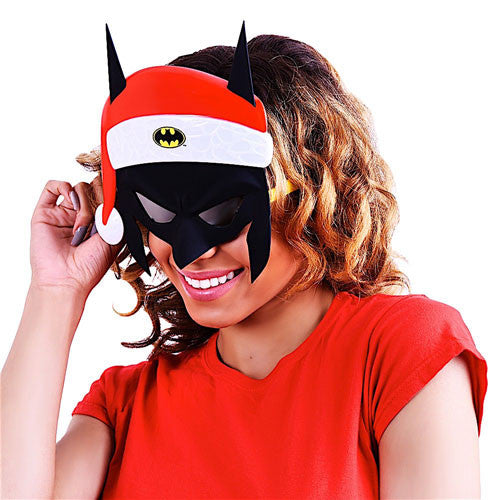"Batman Dark Knight Santa ""DC Comics"" #SunStaches"