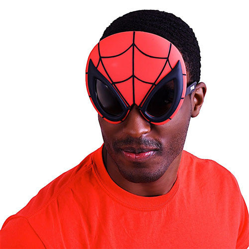 "Spiderman ""Marvel"" #SunStaches"
