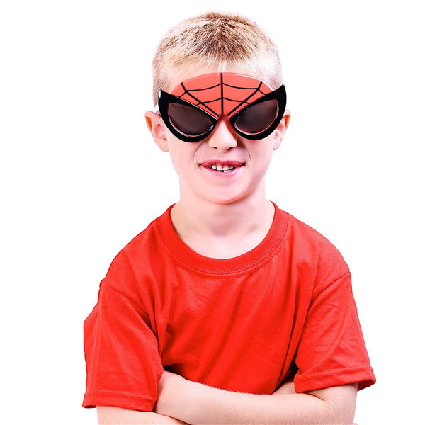 "Kids Spiderman ""Marvel"" #SunStaches"