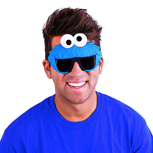 Cookie Monster Sun-Staches®