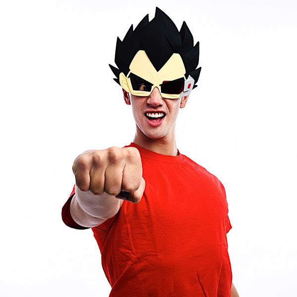 Vegeta Dragon Ball Z Sun-Staches®