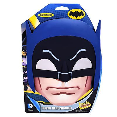 "Old School Batman ""DC Comics"" #SunStaches"
