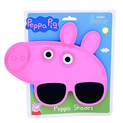 Peppa Pig #SunStaches