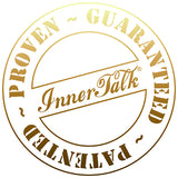 The patented and proven InnerTalk subliminal self-help technology