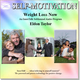 Weight Loss Now - InnerTalk subliminal self-help CD and MP3