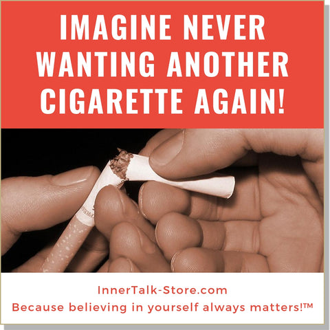 Stop Smoking-An InnerTalk subliminal self help CD and MP3