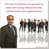 Releasing the Fear of Rejection (InnerTalk subliminal self help CD and MP3)