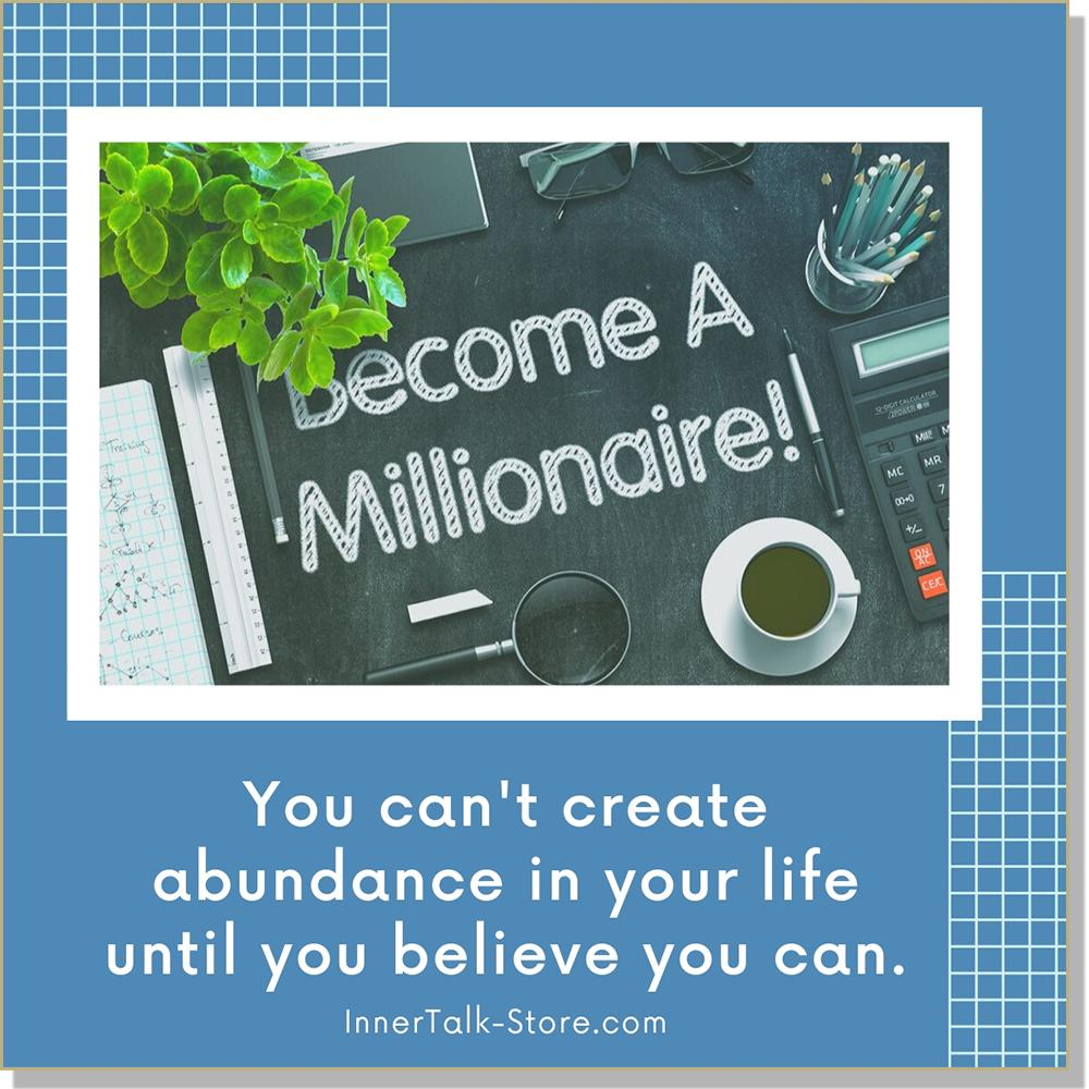 Millionaire Orbit - InnerTalk subliminal self-improvement affirmations CD / MP3 - Patented! Proven! Guaranteed! - The Best