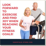 Joy of Exercise and Being Fit (InnerTalk subliminal self empowerment CD and MP3)