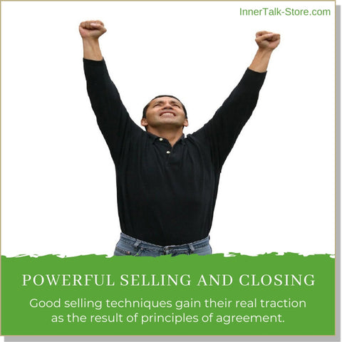 Powerful Salesperson (InnerTalk subliminal self help CD and MP3)