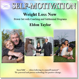 Weight Loss Now (Echo-Tech + InnerTalk subliminal personal empowerment affirmations CDs and MP3s)