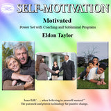 Motivated (OZO + InnerTalk subliminal self help affirmations CD and MP3)