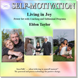 Living in Joy- OZO + InnerTalk subliminal hypnosis self help / personal empowerment affirmations CD and MP3