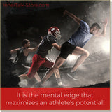 Winning Sports Performance - InnerTalk subliminal self-improvement affirmations CD / MP3 - Patented! Proven! Guaranteed! - The Best