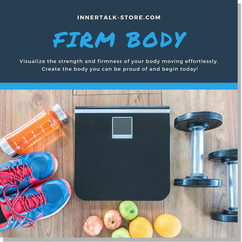 Firm Body - InnerTalk subliminal self-improvement affirmations CD / MP3 - Patented! Proven! Guaranteed! - The Best