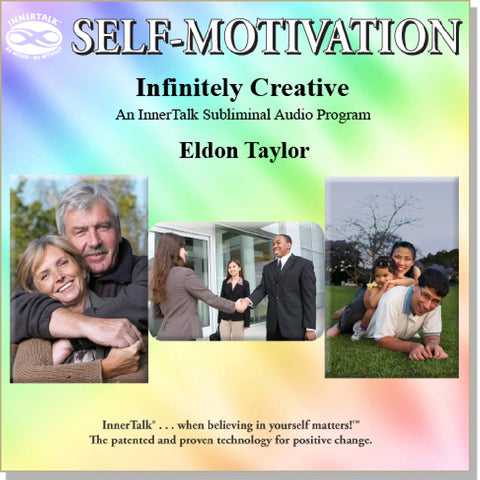 Infinitely Creative (InnerTalk subliminal self help CD and MP3)