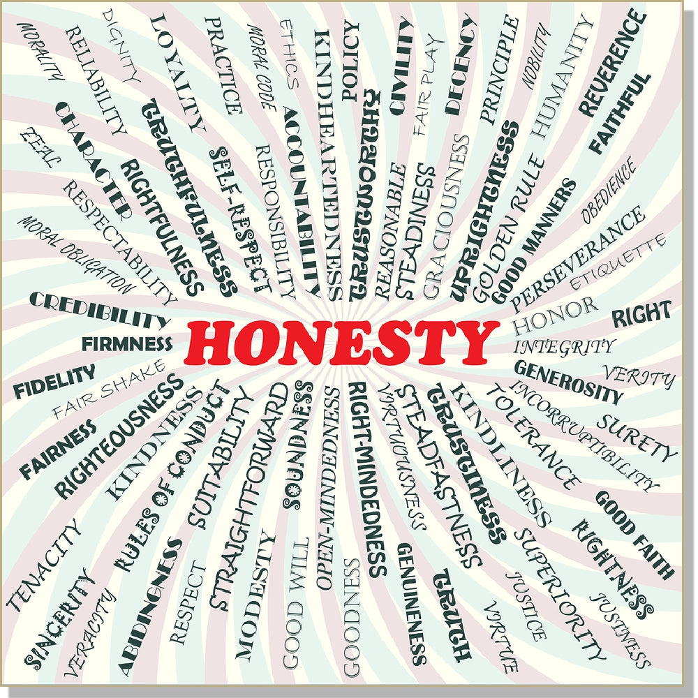 Honesty (InnerTalk subliminal self help / personal empowerment CD and MP3)