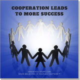 Cooperative- InnerTalk subliminal self improvement CD and MP3