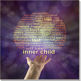 Rescripting the Child Within (InnerTalk subliminal self empowerment CD and MP3)
