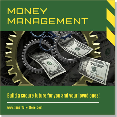 Money Management (InnerTalk subliminal self empowerment CD and MP3)