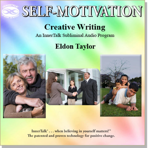 Creative Writing (InnerTalk subliminal self help CD and MP3)