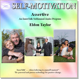 Assertive (InnerTalk subliminal self help CD and MP3)