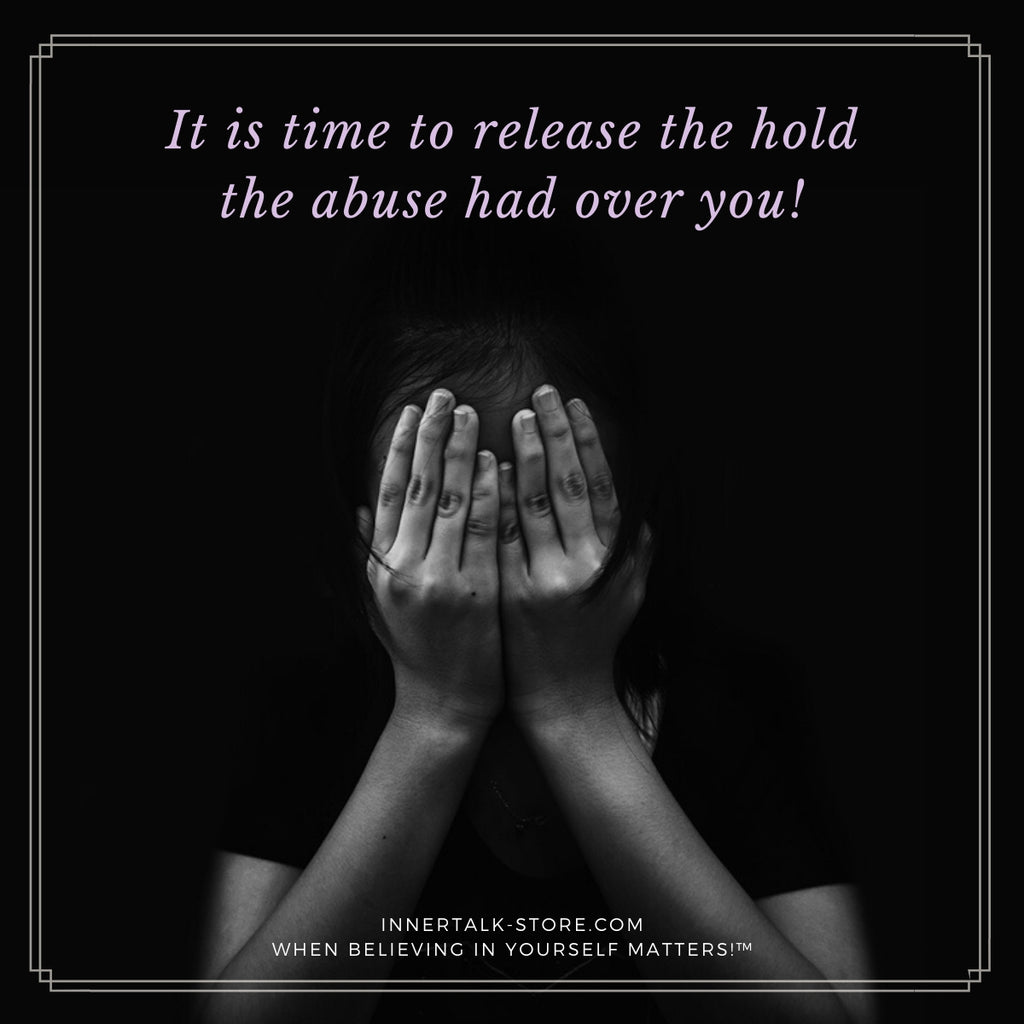 Survivors of Abuse - InnerTalk subliminal self-improvement affirmations CD / MP3 - Patented! Proven! Guaranteed! - The Best