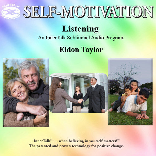 Listening (InnerTalk subliminal self help program)