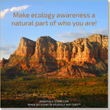 Ecology Awareness (InnerTalk subliminal self help CD and MP3)