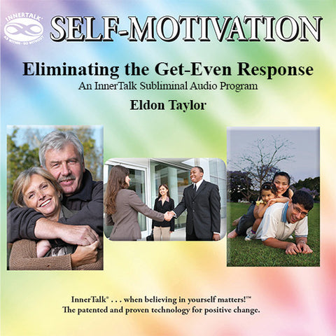 Eliminating The Desire For Revenge (InnerTalk subliminal self help program)
