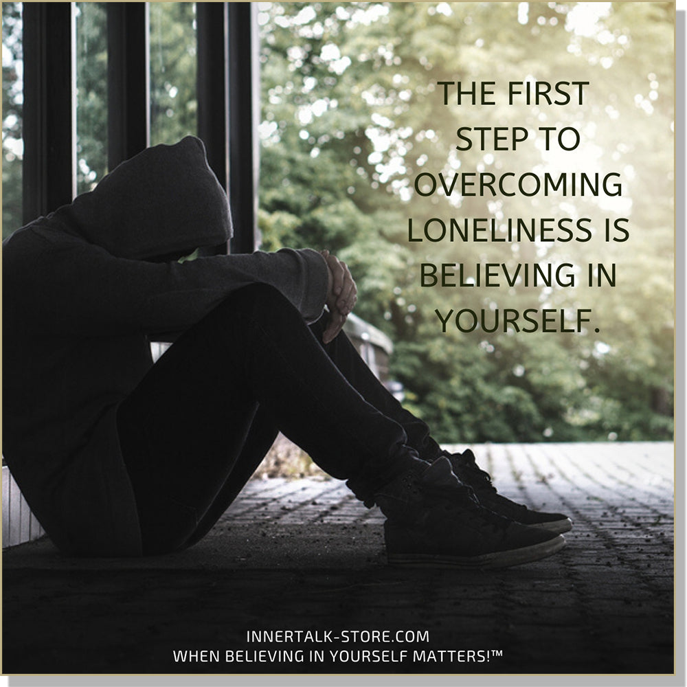Resolving Feelings of Loneliness and Isolation - An InnerTalk subliminal self help affirmations CD / MP3 - The best!