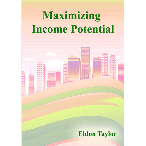 Maximizing Income Potential (Brain entrainment, binaural beats and subliminal self help affirmations CDs)