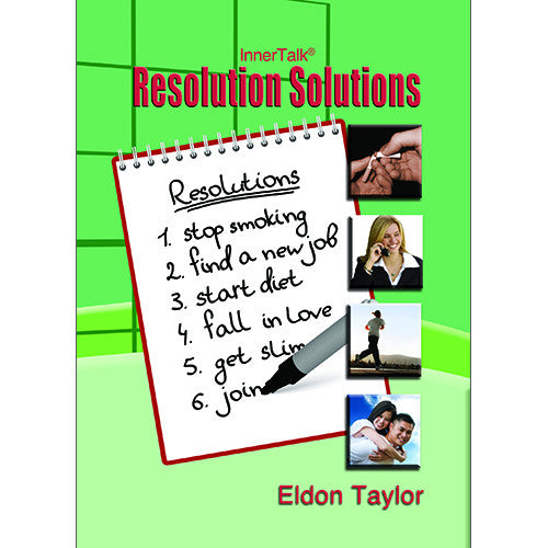 Resolution Solution (Brain entrainment, binaural beats and subliminal self help affirmations CDs)