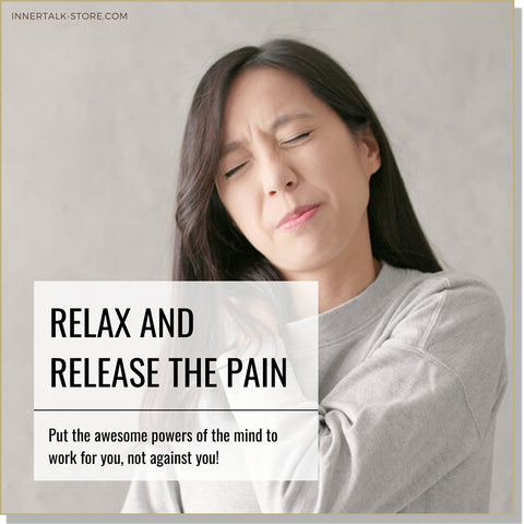Pain Management and Relief Collection - InnerTalk subliminal self help motivational affirmations, hypnosis, tones and frequencies, personal empowerment CDs and MP3s