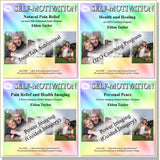 Pain Management and Relief ~ Collection: InnerTalk Subliminal Affirmations, hypnosis, tones and frequencies, self help CDs and MP3s
