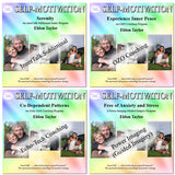 Stress Management~ Collection: InnerTalk Subliminal Affirmations, hypnosis, tones and frequencies, self help CDs and MP3s