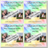 Learning is Fun-damental ~ Collection: InnerTalk Subliminal Affirmations, hypnosis, tones and frequencies, self help CDs and MP3s