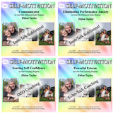Speaking (Public Speaking) ~ Collection: InnerTalk Subliminal Affirmations, hypnosis, tones and frequencies, self help CDs and MP3s
