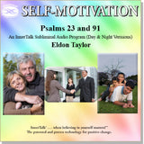 Psalms 23 and 91 (Subliminal self help CD and MP3)