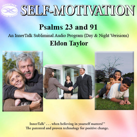 Psalms 23 and 91 (Subliminal self help CDs)