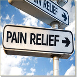 Natural Pain Relief - InnerTalk subliminal self-improvement affirmations CD / MP3 - Patented! Proven! Guaranteed! - The Best