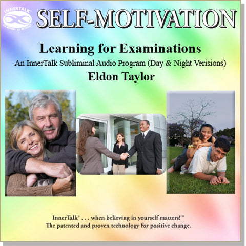 Learning for Examinations (subliminal self help affirmations CDs and MP3s)
