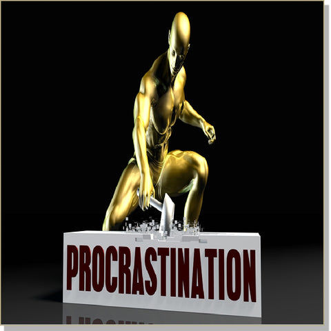 End Procrastination - OZO (subliminal, hypnosis and audible) + InnerTalk subliminal self help motivational affirmations CDs and MP3s - Patented! Proven! Guaranteed! - The Best