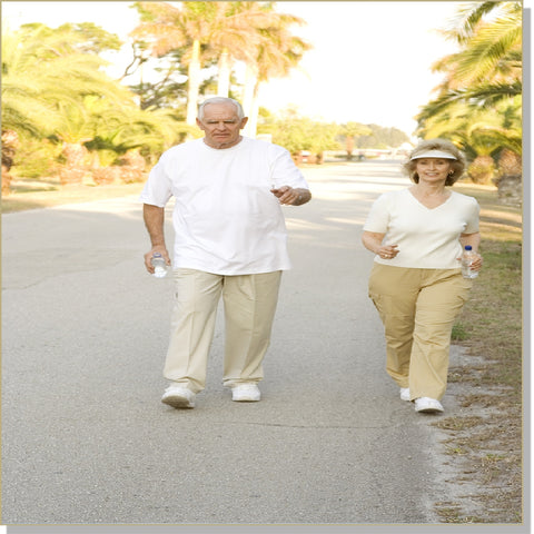 Walking for Health - InnerTalk subliminal self-improvement affirmations CD / MP3 - Patented! Proven! Guaranteed! - The Best