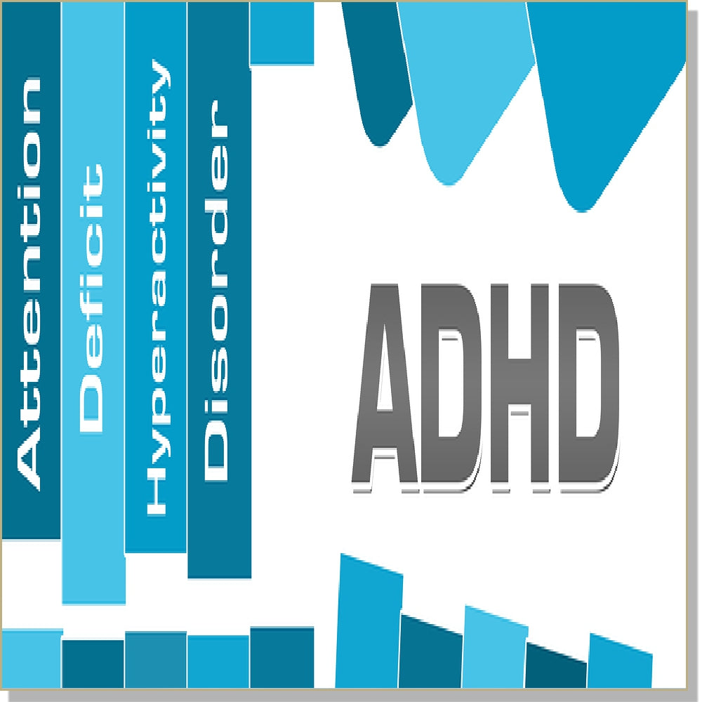 Adult ADHD- InnerTalk subliminal self-help motivational affirmations CD / MP3 - Patented! Proven! Guaranteed! - The Best