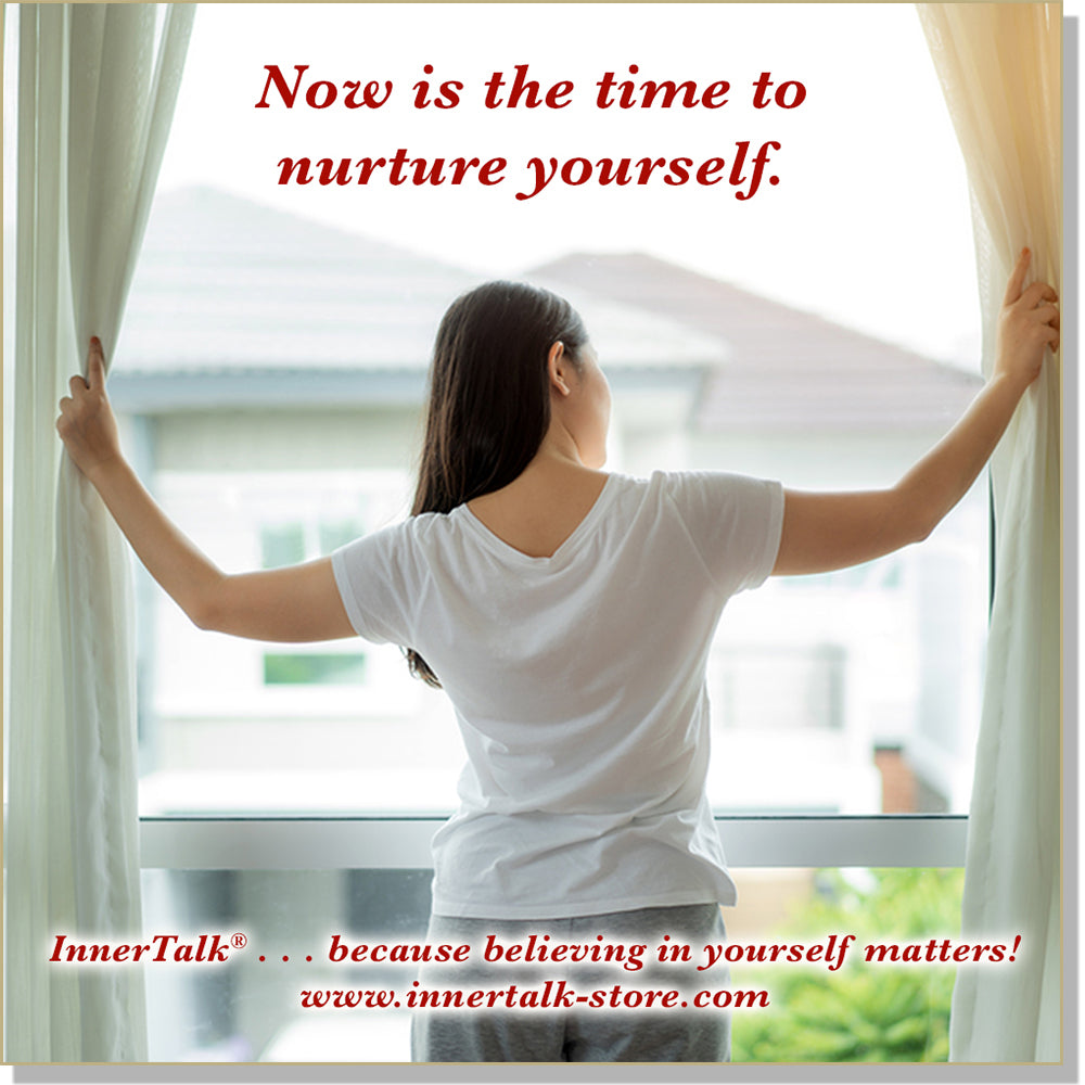 Self-Care: Nurturing Myself - an InnerTalk subliminal self improvement affirmations CD and MP3 - the best proven technology