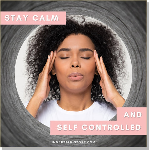 Freedom from Claustrophobia: Staying Calm and Self-Controlled - an InnerTalk subliminal self-help affirmations CD/MP3 - the patented and proven technology