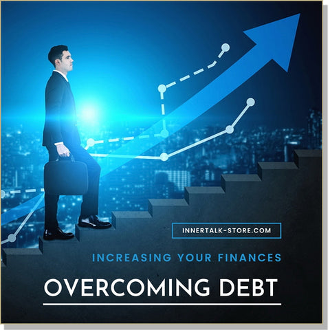 Overcoming Debt: Increasing Your Finances - an InnerTalk subliminal self-help affirmations CD/MP3 - the patented and proven technology