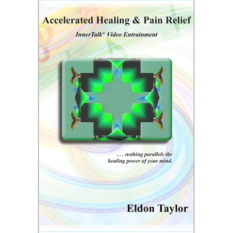 Accelerated Healing and Pain Relief - InnerTalk subliminal and hypnosis video entrainment program.