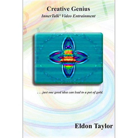 Creative Genius ~ An InnerTalk Subliminal Hypnosis DVD / MP3 - Personal Empowerment Affirmations